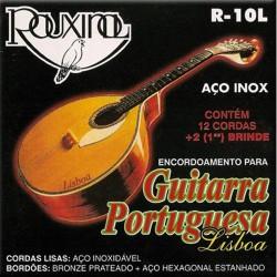Rouxinol R-10L cordas aço...