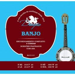 Dragão Ref035 8 cordas Banjo