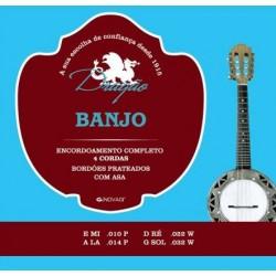 Dragão Ref032 4 cordas banjo
