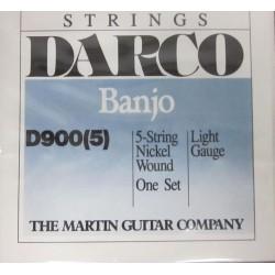 Dargo D910(5) 5 cordas banjo
