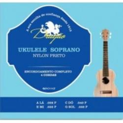 Dragão Ref066 cordas ukulele