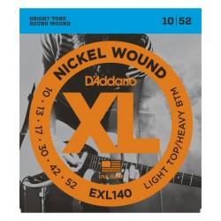 Daddario EXL140 cordas...