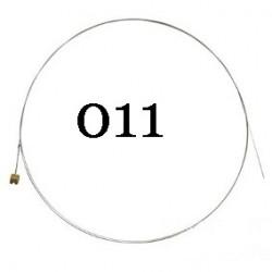 Dadi EG228/11 corda 011 em aço