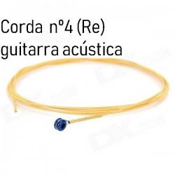 Dadi AG240/4 corda nº4 Re...