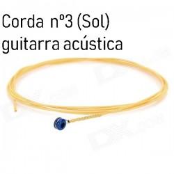 Dadi AG240/3 corda nº3 SOL...