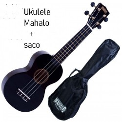 Mahalo MR1/BK + saco