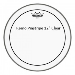 """Remo Pinstripe 12"""""""