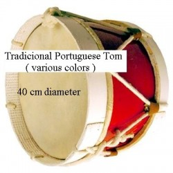 Bombo tradicional 40cm