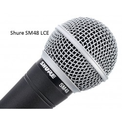 Shure SM48-LCE