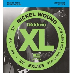 Daddario EXL165 (45-105)...