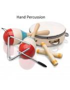 Percussão de Mão