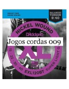 Set Cordas 009